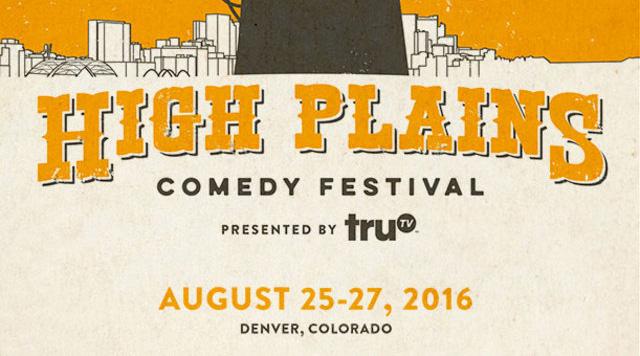 High Plains Comedy Festival 2016