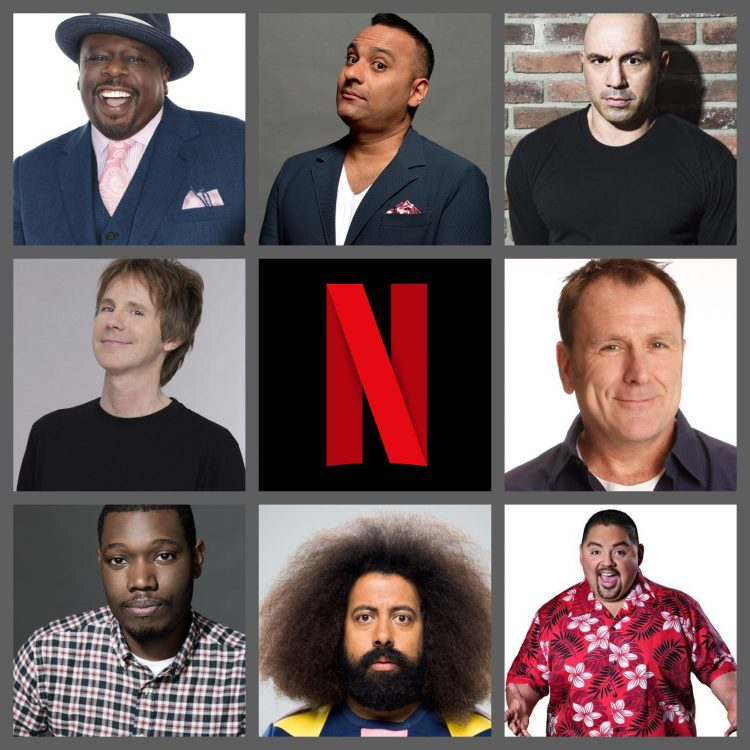 Netflix announces its next round of stand-up specials for 2016