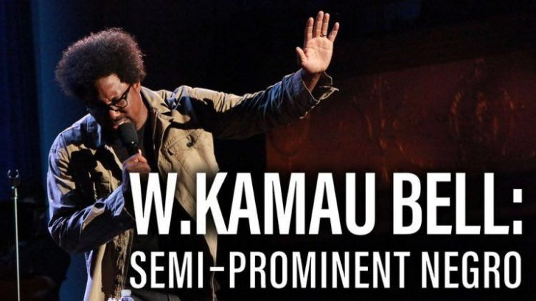 "W. Kamau Bell's ""Semi-Prominent Negro"" set for album release, Tour announced"