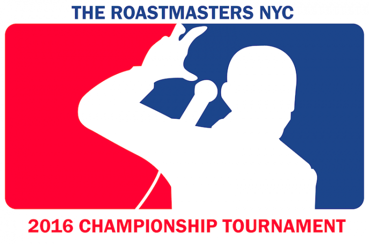 The first ever RoastMasters NYC Tournament is set