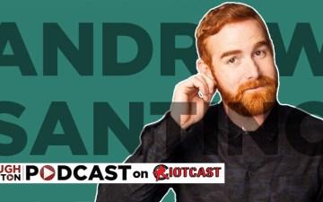 TLB Podcast - Andrew Santino