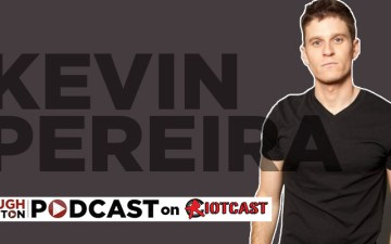 Kevin Pereira - TLB Podcast