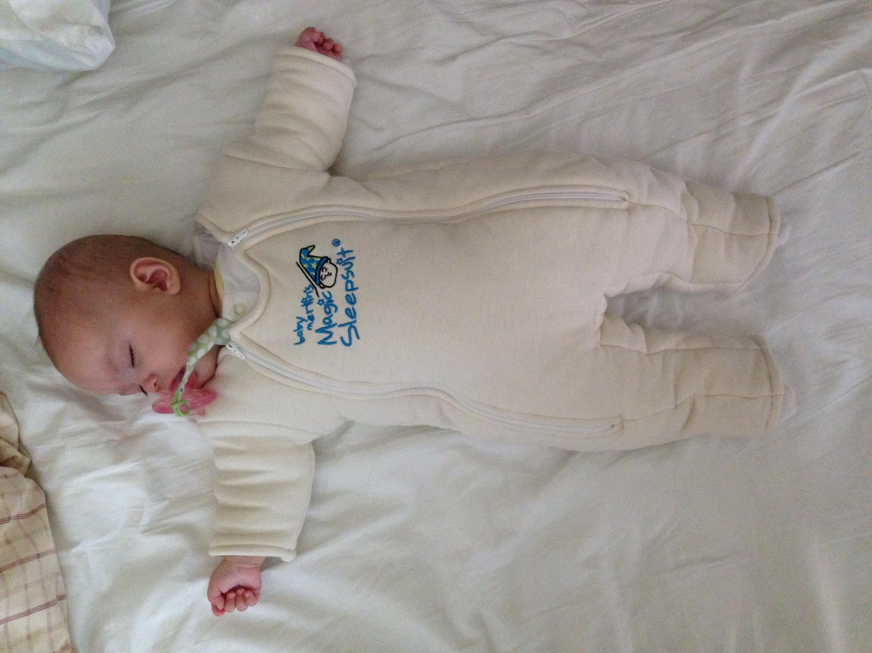 Fullsize Of Baby Merlins Magic Sleepsuit