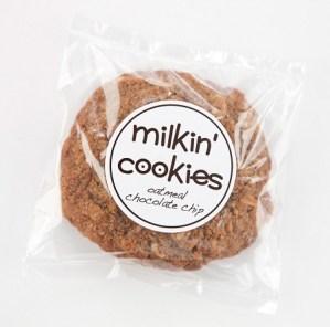 Milkin'Cookies