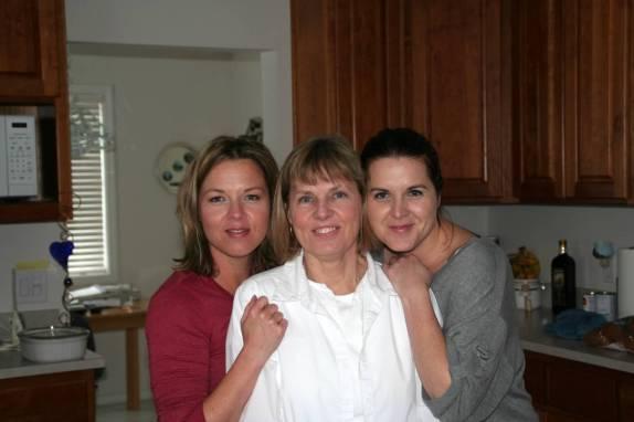 Three women of Rumina