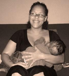 Carmen Black Breastfeeding Week