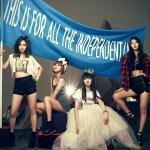 Miss A Independent Women
