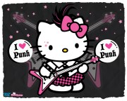 Hello-kitty-punk
