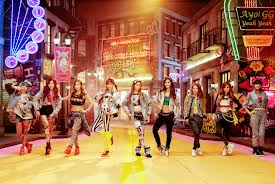 Congrats to SNSD, I wish it were for a better video.
