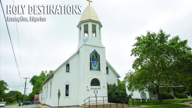Holy Destinations, Edgerton