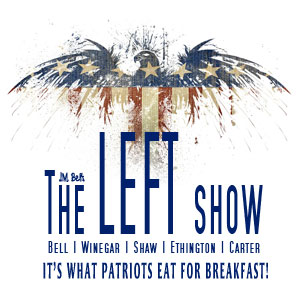#46 – The LEFT Show – Dr. James T. Batman