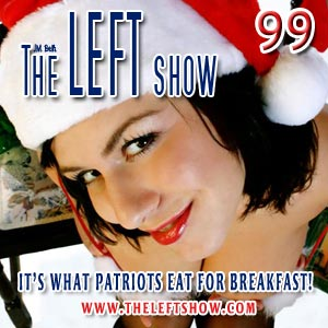 #99 The LEFT Show – Boxing Day BadAss-ery!