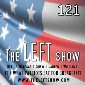 #121 – The LEFT Show – Box of Pastries