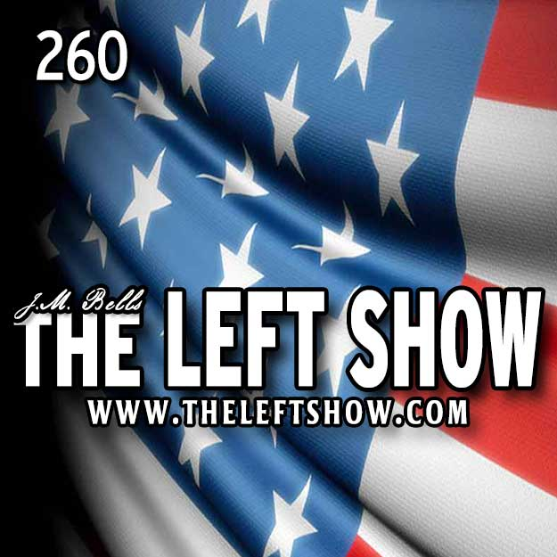 260 The LEFT Show – Lucifarian Pokemon