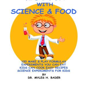 kids fun with science and food