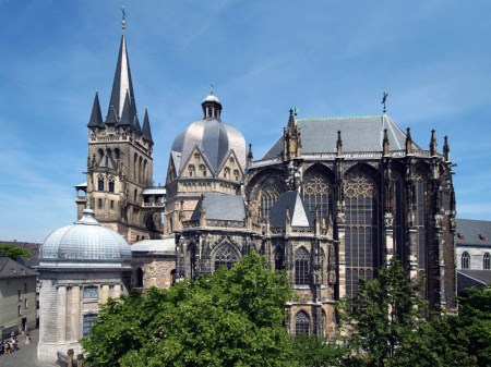 aachen cathedral sites to see in europe