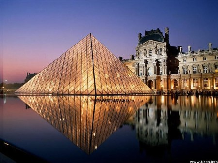 louvre france sites to see in europe