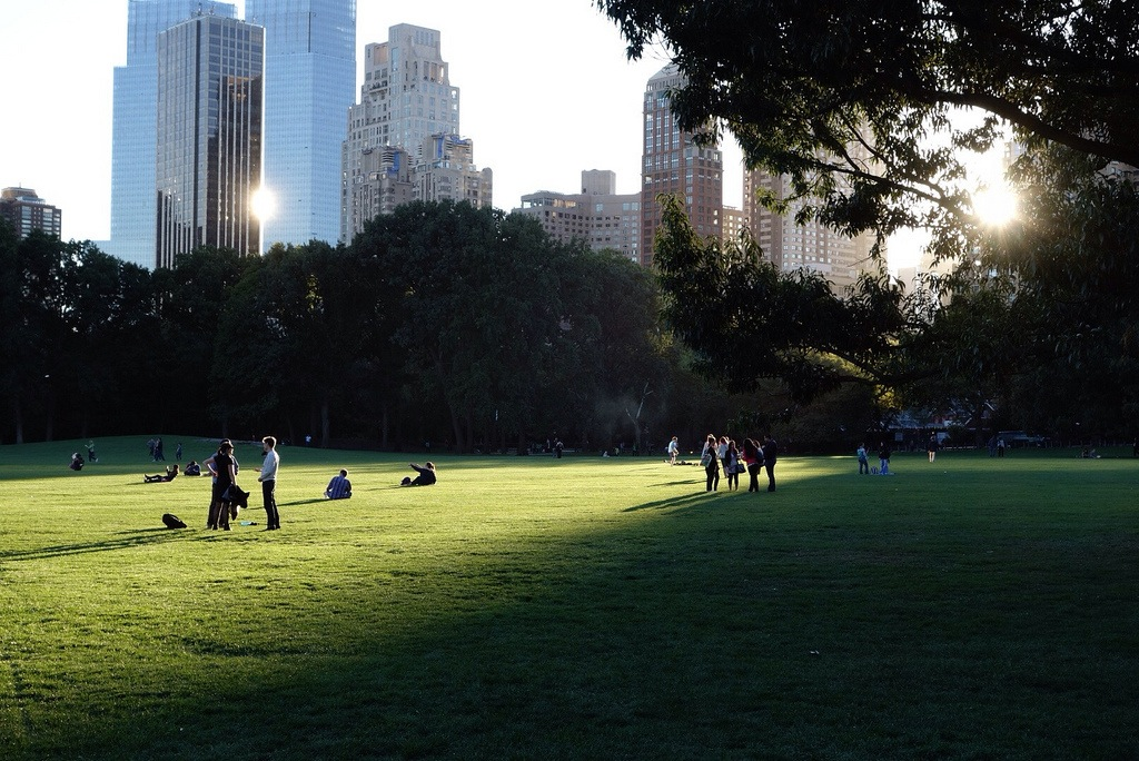 Guide to Finding America's Urban Green Spaces