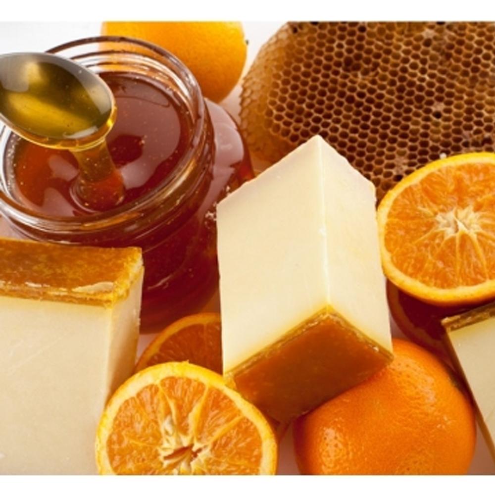 Lush Honey Bars Cosmetics