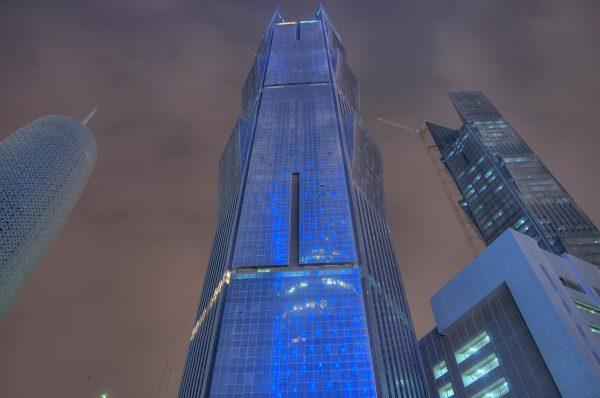 Palm Towers 1 and 2 doha qatar