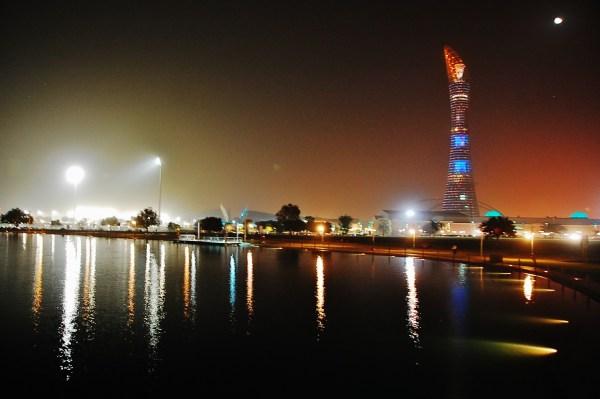 aspire tower qatar aspire sports city doha