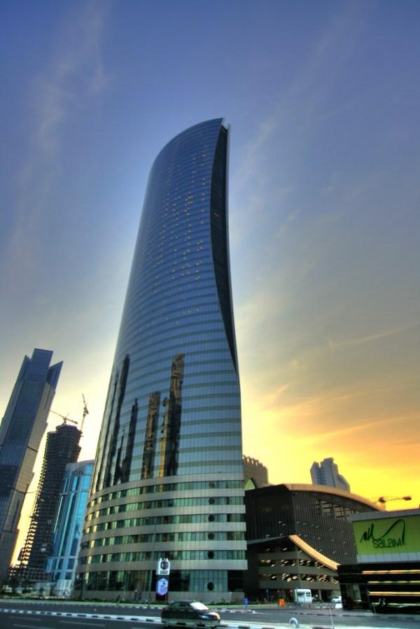 navigation building doha qatar