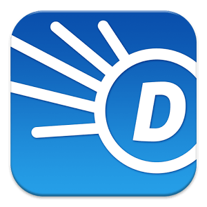 Dictionary.com app is among the top educational phone apps
