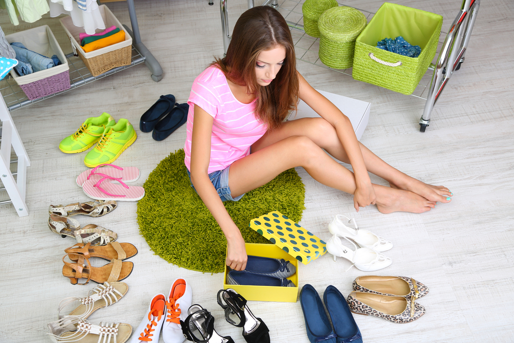 Every woman shoes must haves