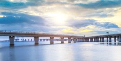Jiaozhou Bay Bridge - China changing the world