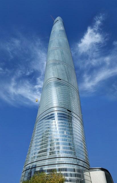 Shanghai Tower - China changing the world
