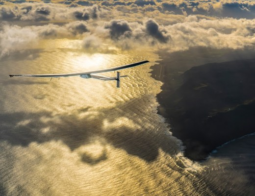 Solar Impulse 2 Hawaii to Moffet Take off - Solar Impulse website