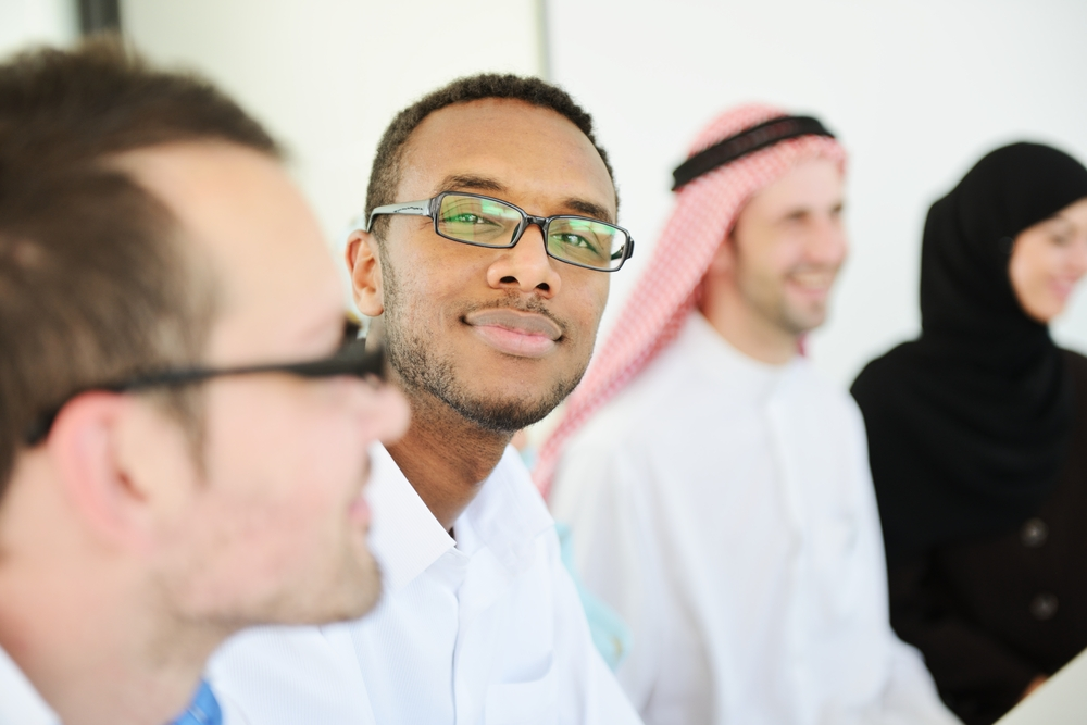 young Arab professionals - Arab Startups