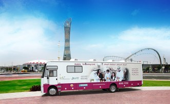 Mobile screening bus to fight breast cancer in Qatar - QNA