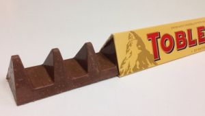 New Toblerone bar