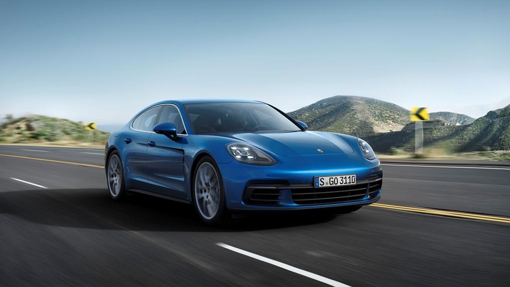 Porsche Center Doha Unveils Newest Porsche Panamera Models - The Peninsula
