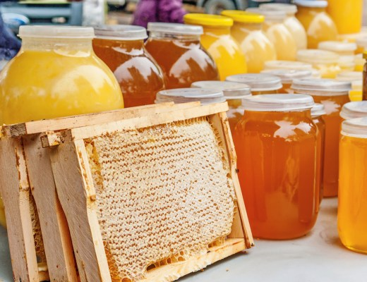 Qatar's honey festival will continue through out January at two more local farmer's markets