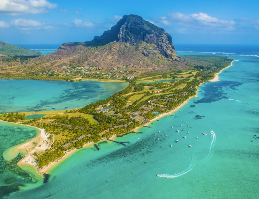The Lost Continent Gondwana Has Been Found Under Mauritius