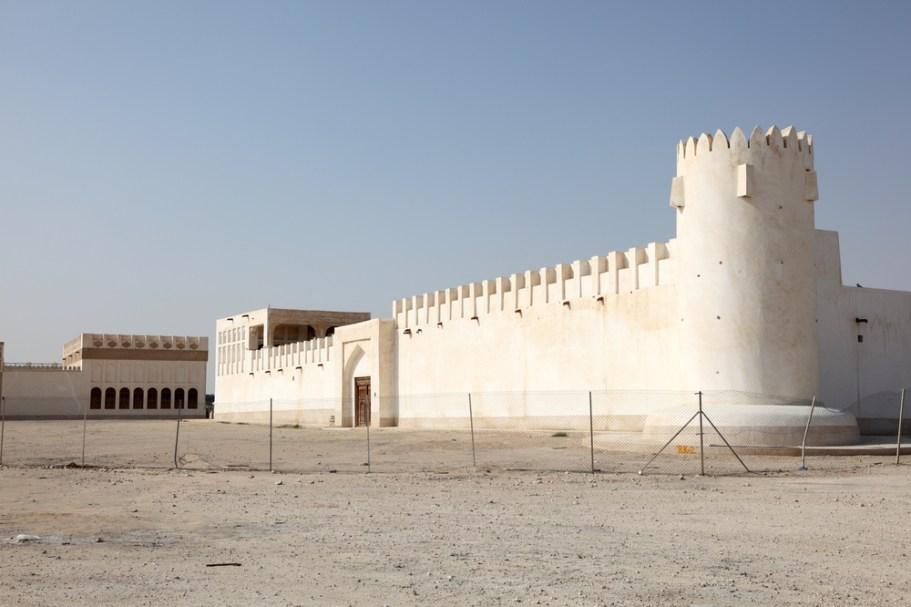 Al Koot Fort in Doha, Qatar