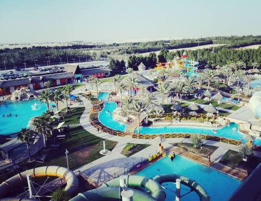 Aqua Park Qatar