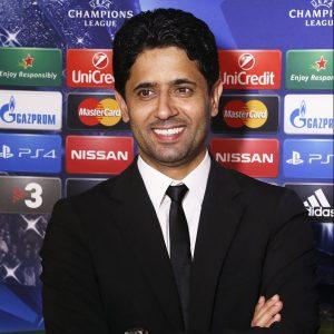 Nasser Al-Khelaifi - Wikimedia