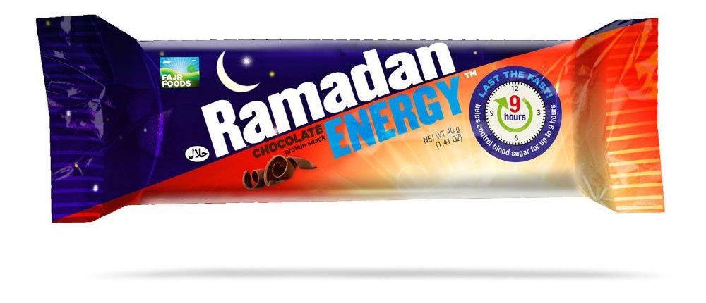 The Ramadan Energy Bar by Fajr Foods