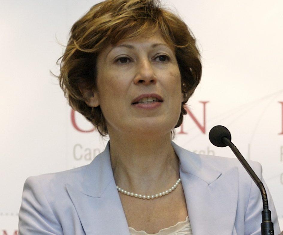 Canadian prime minister Justin Trudeau names Lebanese scientist Mona Nemer Canada's Chief Science Advisor.