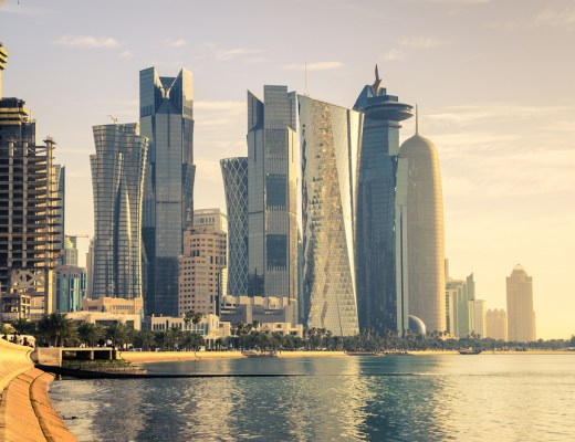 Qatar ranks second most competitive economy in the middle east according to the global competitiveness report 2017-2018 - World Economic Forum