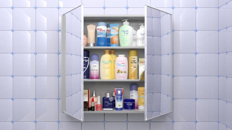 store your beauty products correctly