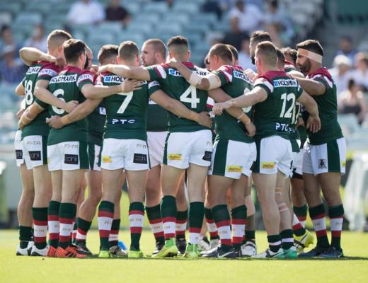 The Cedars from Lebanon won their first Rugby League World Cup match against France