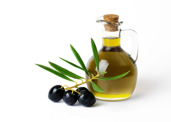 olive oil is great for both hair and eyelashes
