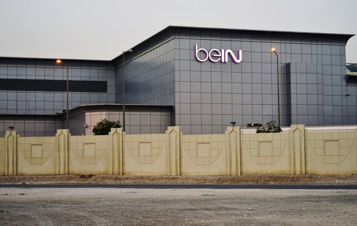 BeIN Sports HQ in Doha, Qatar