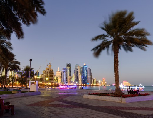 Qatar Airways and Discover Qatar will host 80 trading partners at the Ritz-Carlton Doha