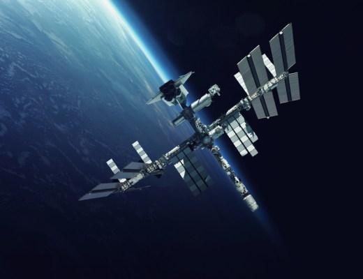 Russian cosmonaut Anton Shkaplerov have found alien bacteria on the international space station