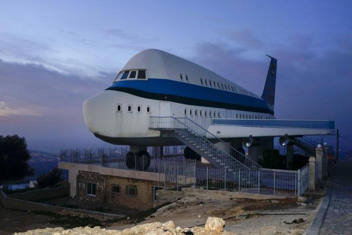 The Airplane House , Miziara, Lebanon - Gaia Squarci/Vice